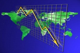 Downturn downturn of global economy