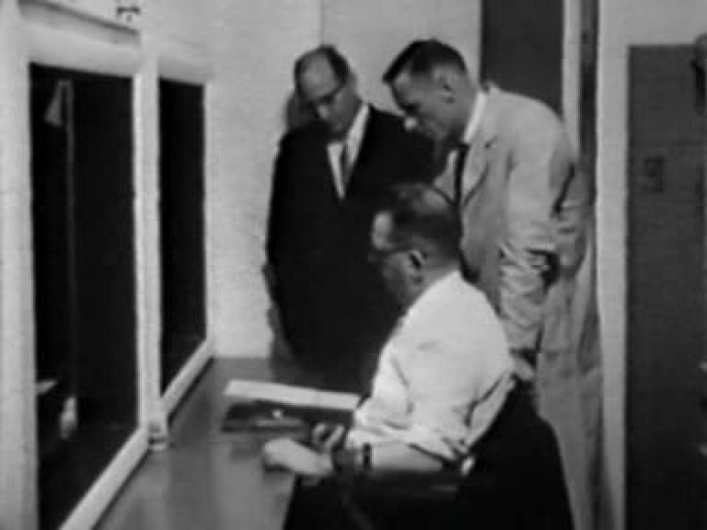 review of stanley milgrams experiments on obedience In 1961, famed social psychologist stanley milgram conducted a series of radical behavior experiments that tested ordinary humans reviews 56 user | 99.